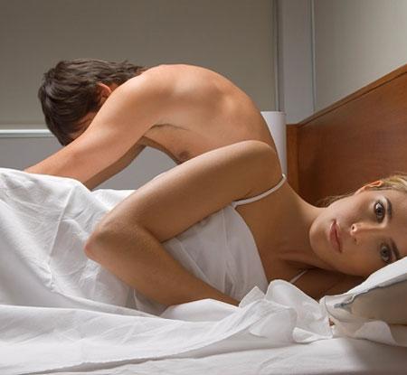 Hiện tượng xuất tinh sớm ở đàn ông khi quan hệ