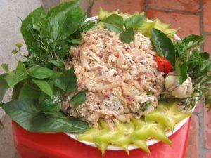 Thưởng thức món ngon Gỏi cá Nhệch khi du lịch Sầm Sơn Thanh Hóa