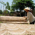 Du lịch Sầm Sơn – làng nghề bánh đa Minh Châu